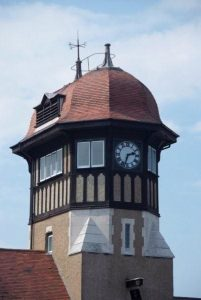 warsash clock tower